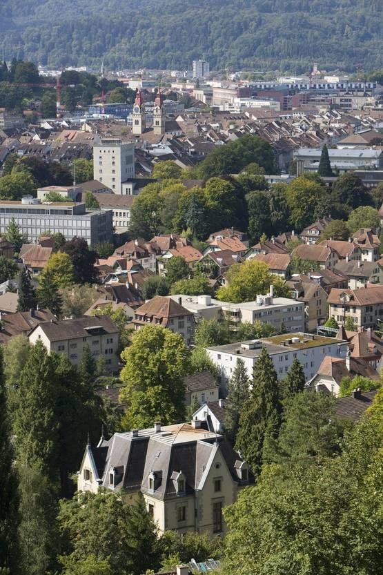 Ciudad de Winterthur, ZH Switzerland