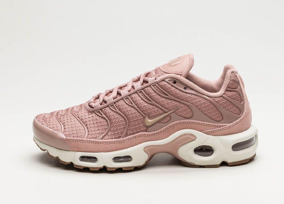 pretty nice ce0ee 817be Nike Wmns Air Max Plus (Particle Pink   Mushroom – Sail)  lpu  sneaker   sneakers