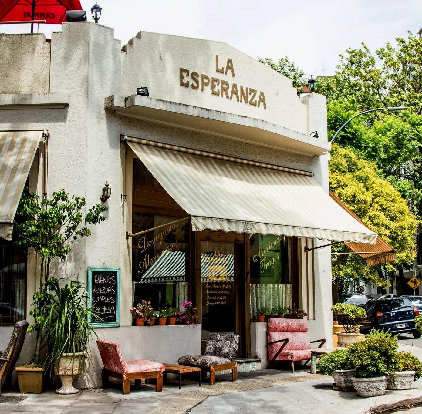 La Esperanza Bar, Buenos Aires