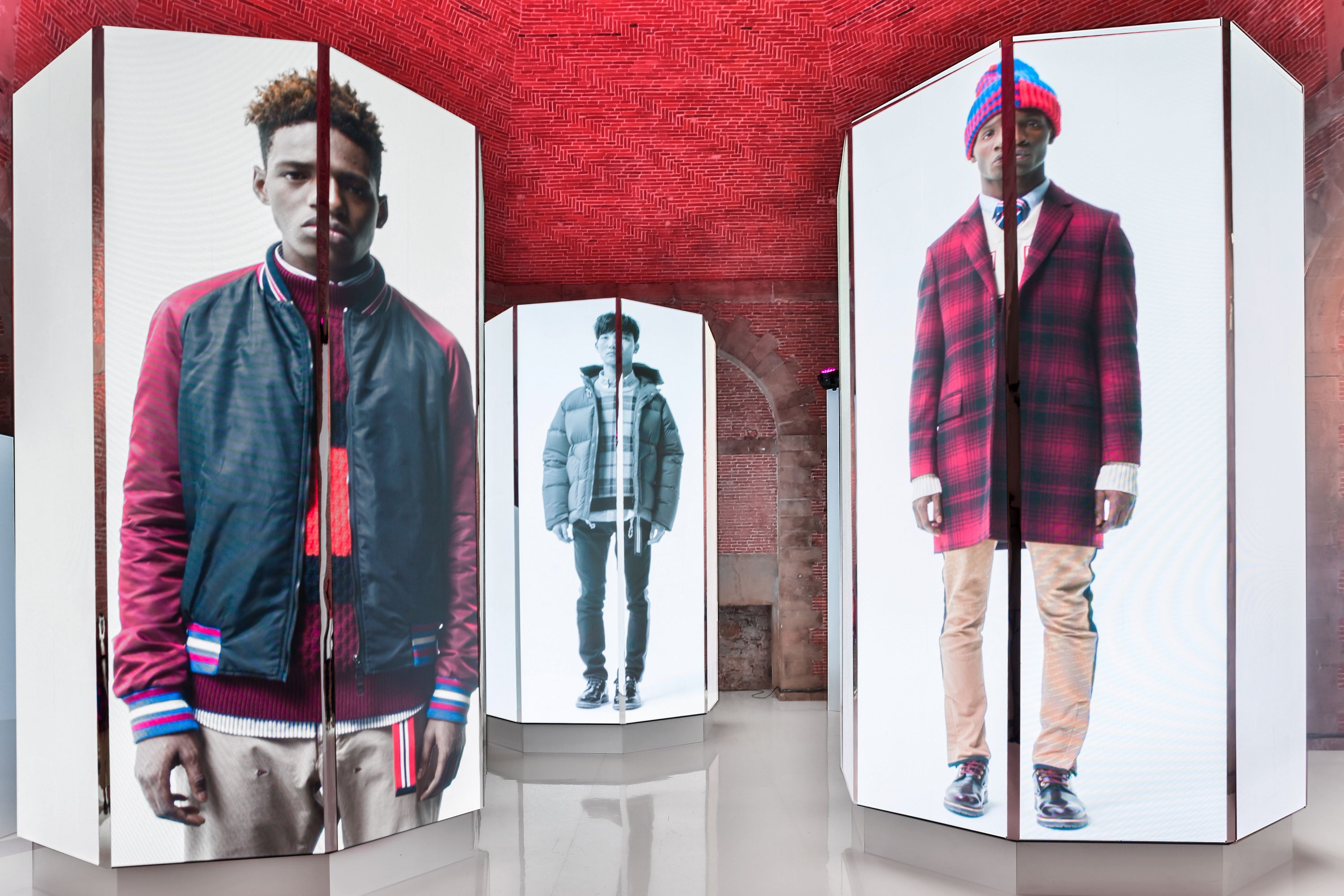 c4b354118ffa55 Highlights from Tommy Hilfiger PITTI Florence Florence Italy