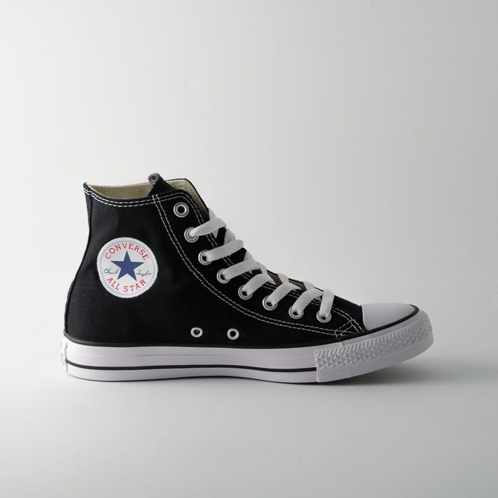 Converse All Star unisex UK 5 Rock Goth splendida zip e Lace Up Scarpe da ginnastica.