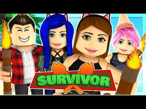Coloring Pages Roblox : My first time being on reality tv in roblox!!! roblox survivor