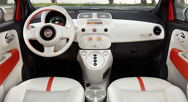 Gallery Image Fiat 500e Fiat 500 Fiat Cars