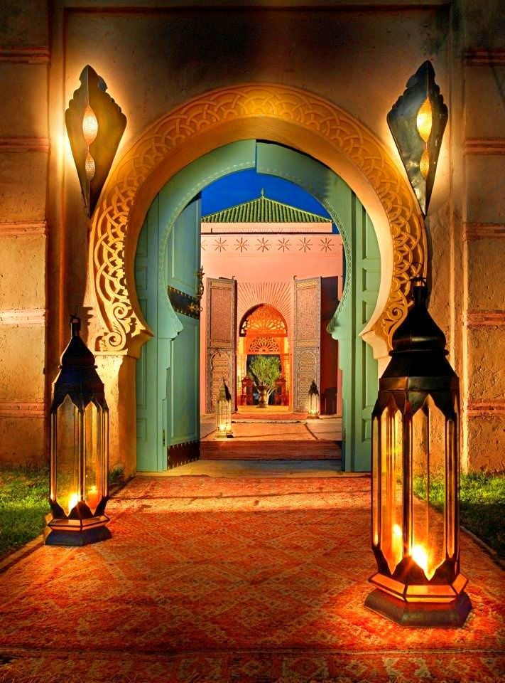 pretend to jet set to marrakech morocco explore it s