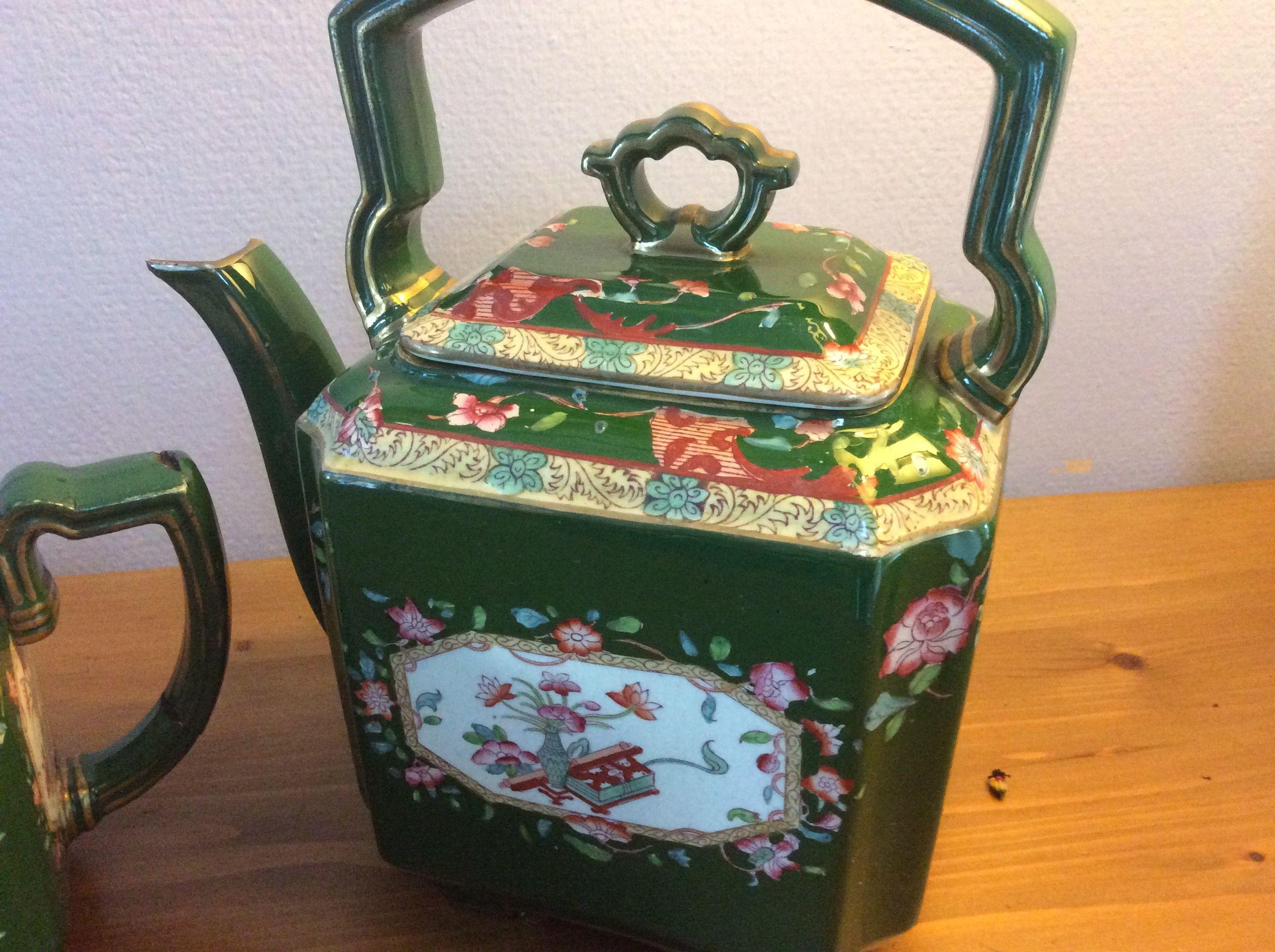 Tea pots image by Antika Ireland on Antika Ireland
