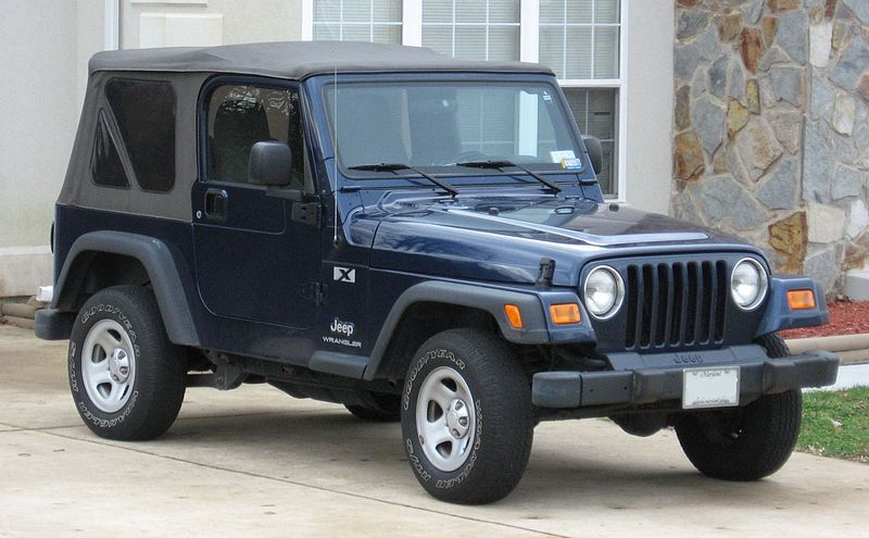 Future Car Jeep Wrangler Tj Jeep Wrangler