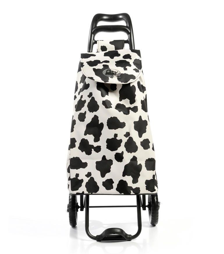 epic CityXshopper Ergo Shopping Trolley Cow