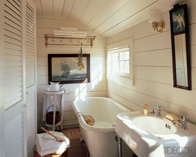 Unique Wood Walls In Bathrooms