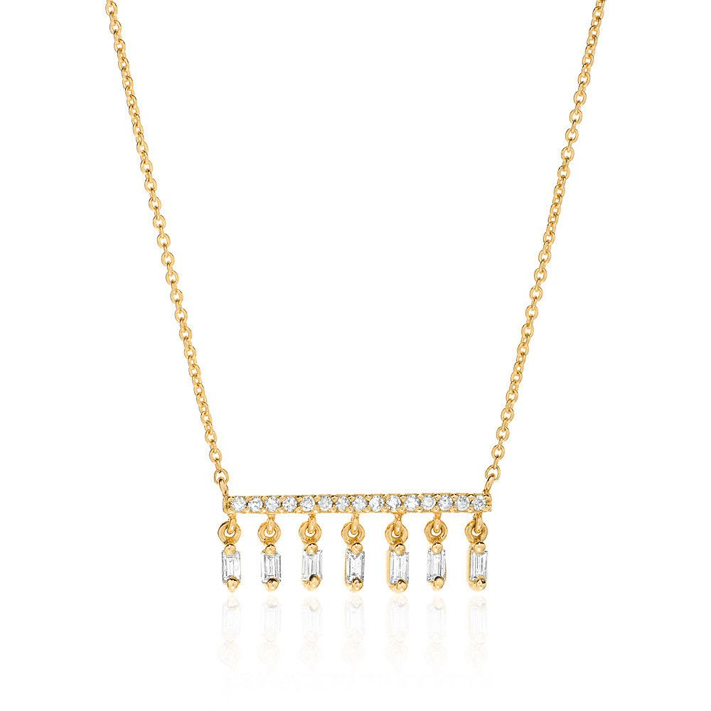 white bar necklace ed diamond necklaces sarah baguette web gold in o pave jewelry and pendant at