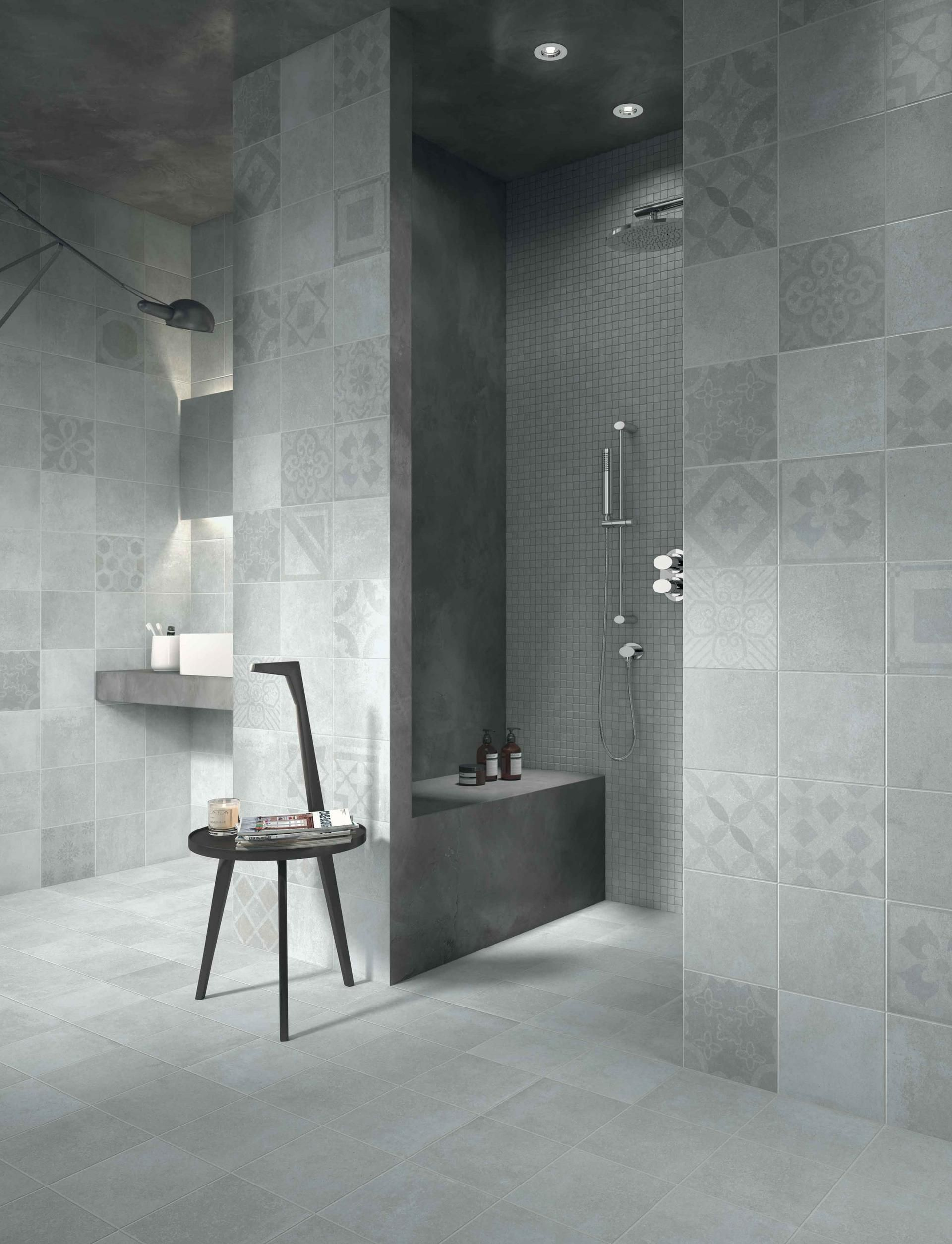 Betonoptik Fur Ein Asthetisches Wohnambiente Fliesen Wohnzimmer Badezimmer Renovierungen Badezimmer Design