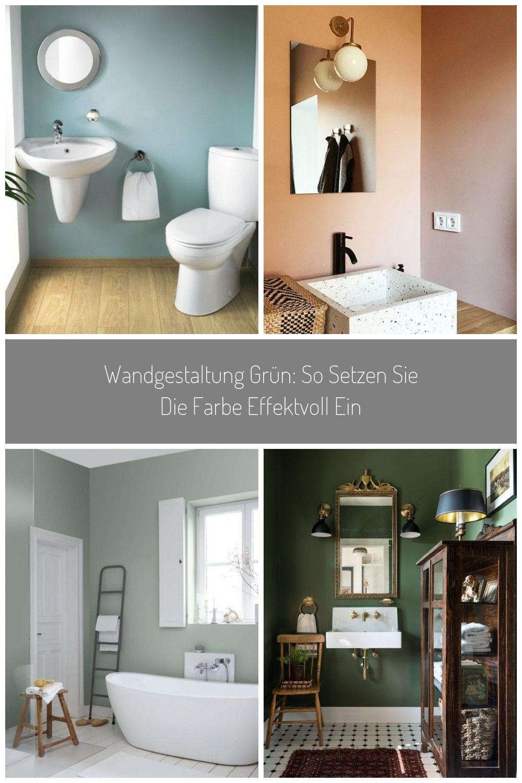 Badezimmer Weiss Und Grau Mit Einer Grunen Pflanze 30 Super Ideen Fur Kreative Badezimmergestaltung Badezimmer In 2020 Framed Bathroom Mirror Bathroom Mirror Home