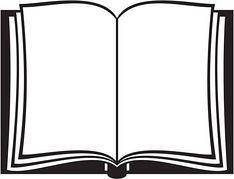 Open Passport Book Clip Art Google Search Open Book Book Clip Art Book Silhouette