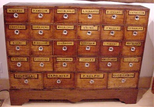 apothecary cabinet - Google Search