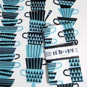 print & pattern: DESIGNERS - polkka jam