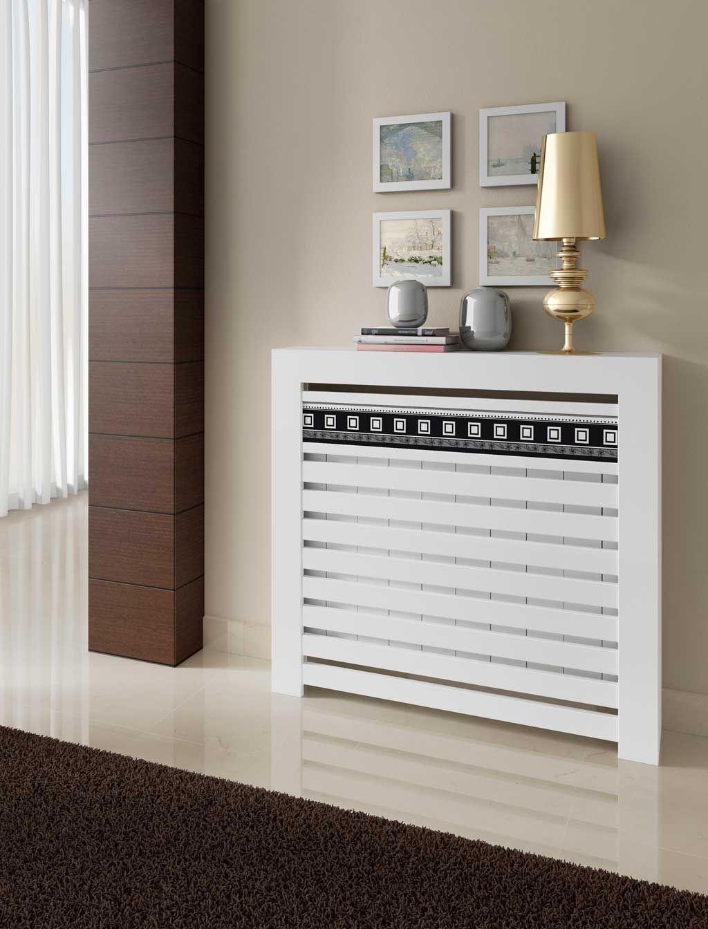 Entrega gratis cubreradiadores cl sicos en emoble tapa - Muebles para cubrir radiadores ...