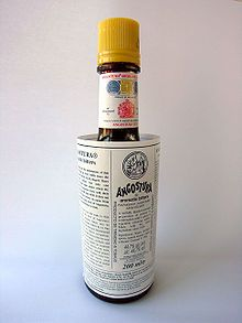 Angostura Bitters Good For A Belly Ache When Mixed With Seltzer