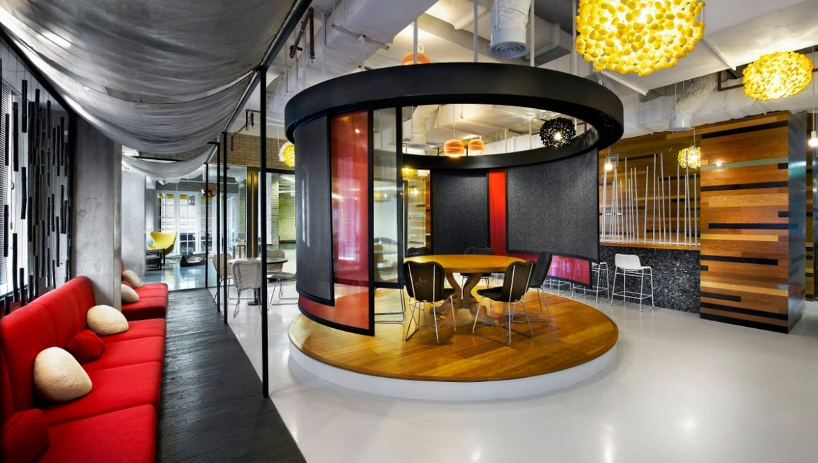 Breakout Space Inspiration For Your Office