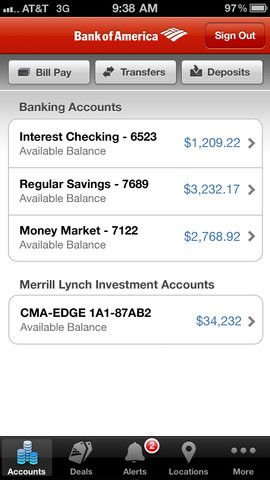 Pin by Cat&Nat on banking apps Mobile banking, Bank of