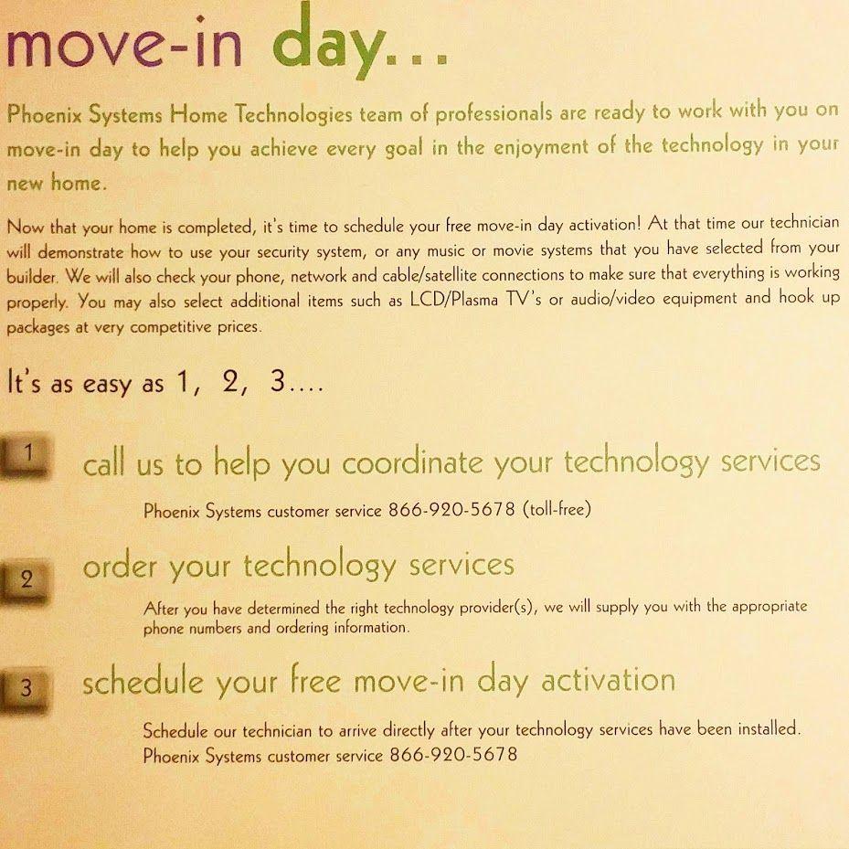 Phoenix Systems Google+ Moving day, Innovation
