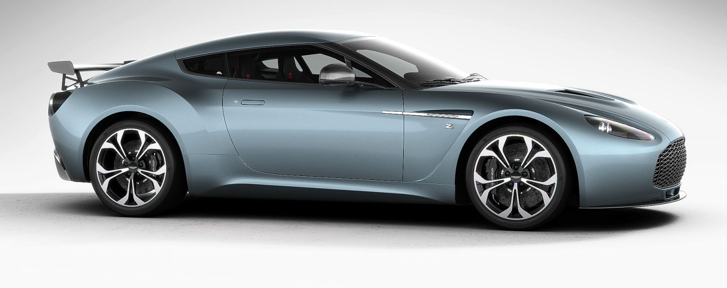 Aston Martin V 12 Zagato Aston Martin Aston Martin V12 Aston