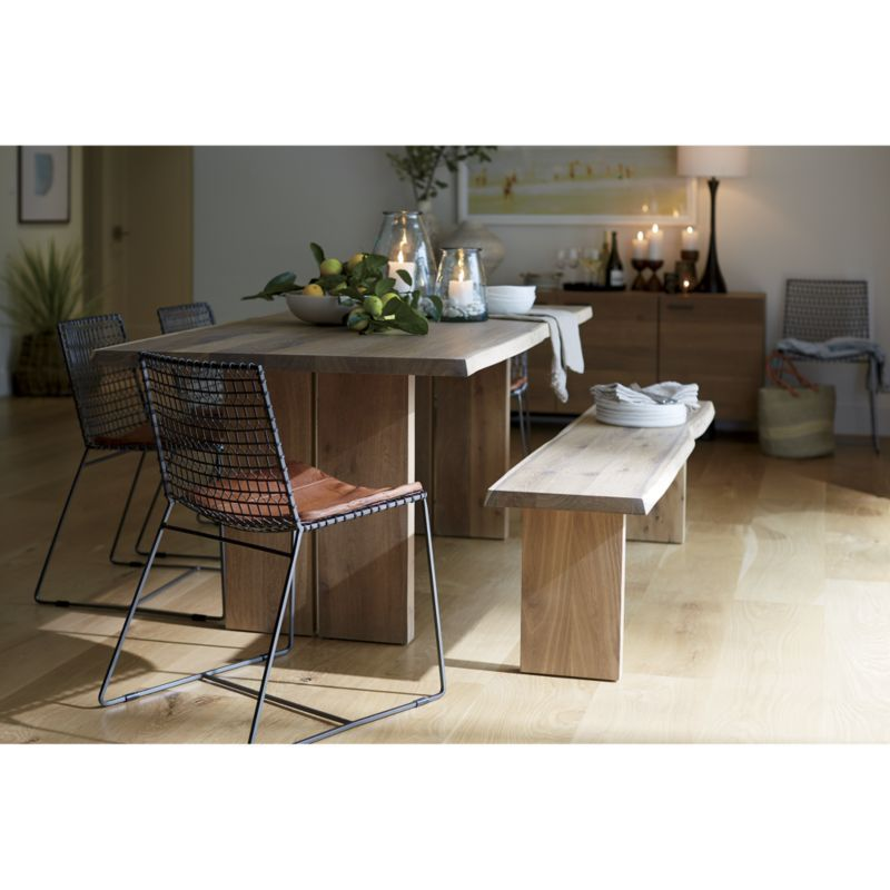 Dakota 77 Dining Table Crate And Barrel