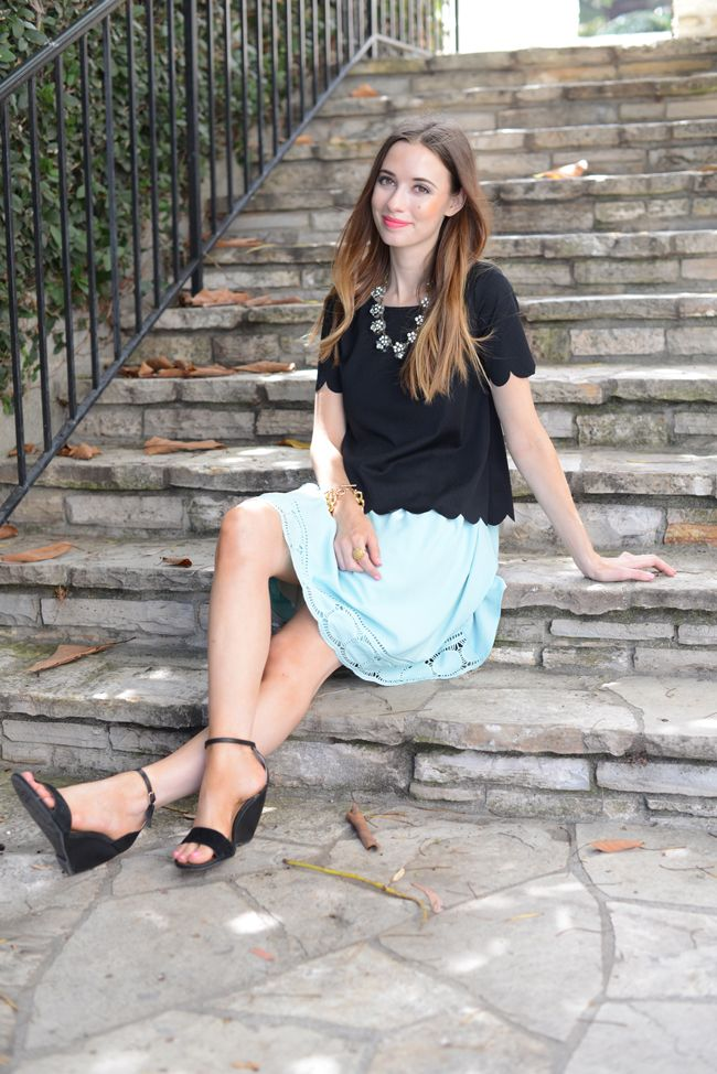 7 Pieces, 7 Outfits with Mara of M Loves M
