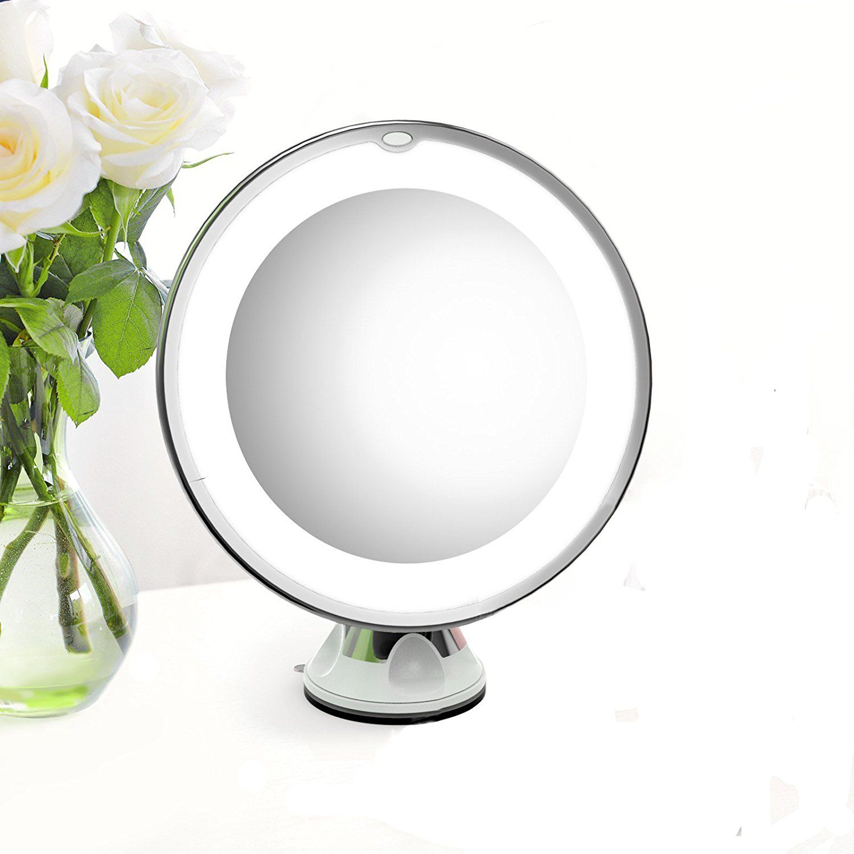 7X Magnifying Makeup Mirror Olaxer EB601 Adjustable 7X