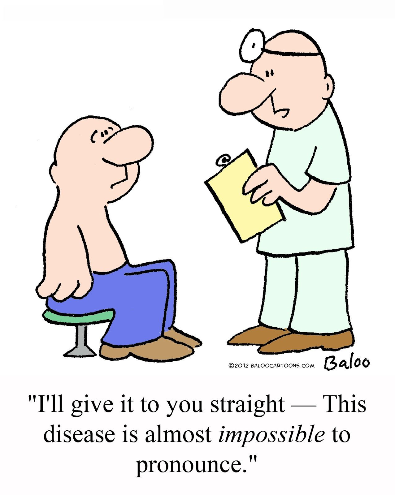 Image result for patient talking to doctor cartoon images