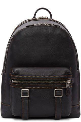 79c4f87244f3 Coach 1941 - Black Flag Backpack