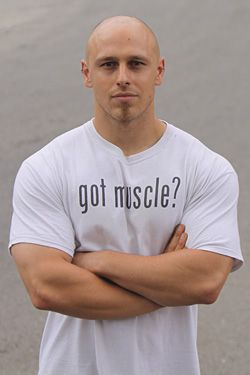 Joel Kirkils Vegan Bodybuilder Vegans Vegetarians