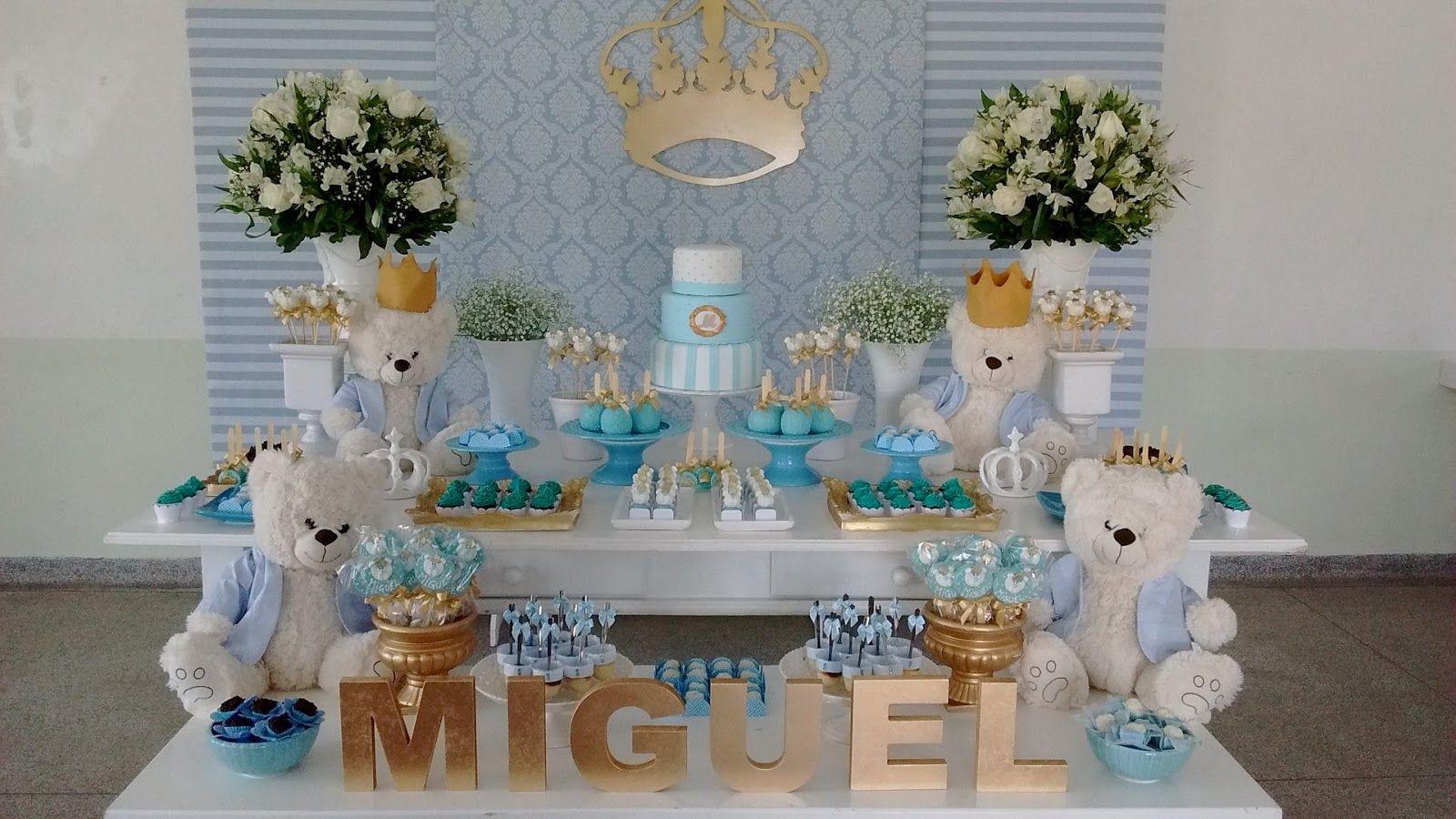 chá de fraldas ursinho príncipe Pesquisa Google matinee francesco Pinterest Ursinha  -> Decoração Cha De Bebe Ursinho Principe Simples