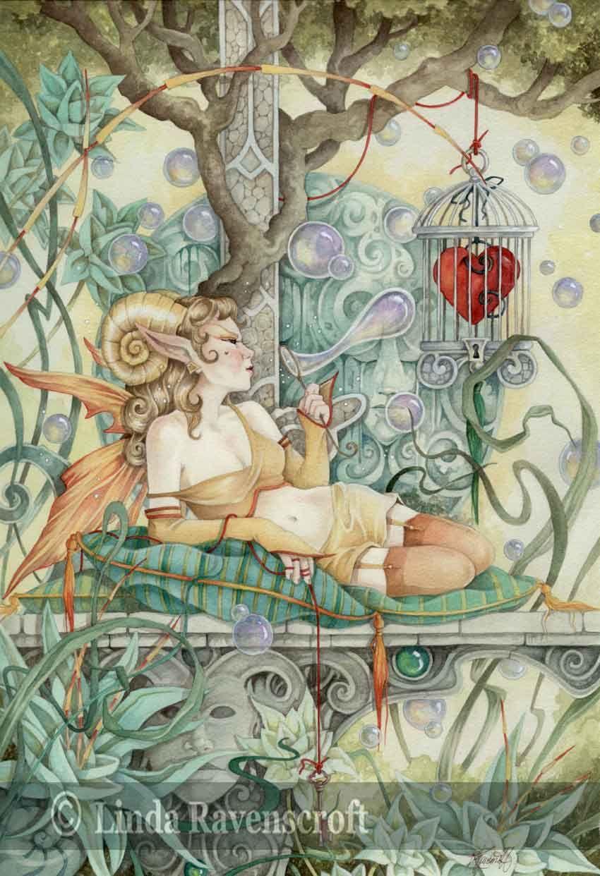 Land of Not Linda Ravenscroft Fairy art, Fantasy art, Art