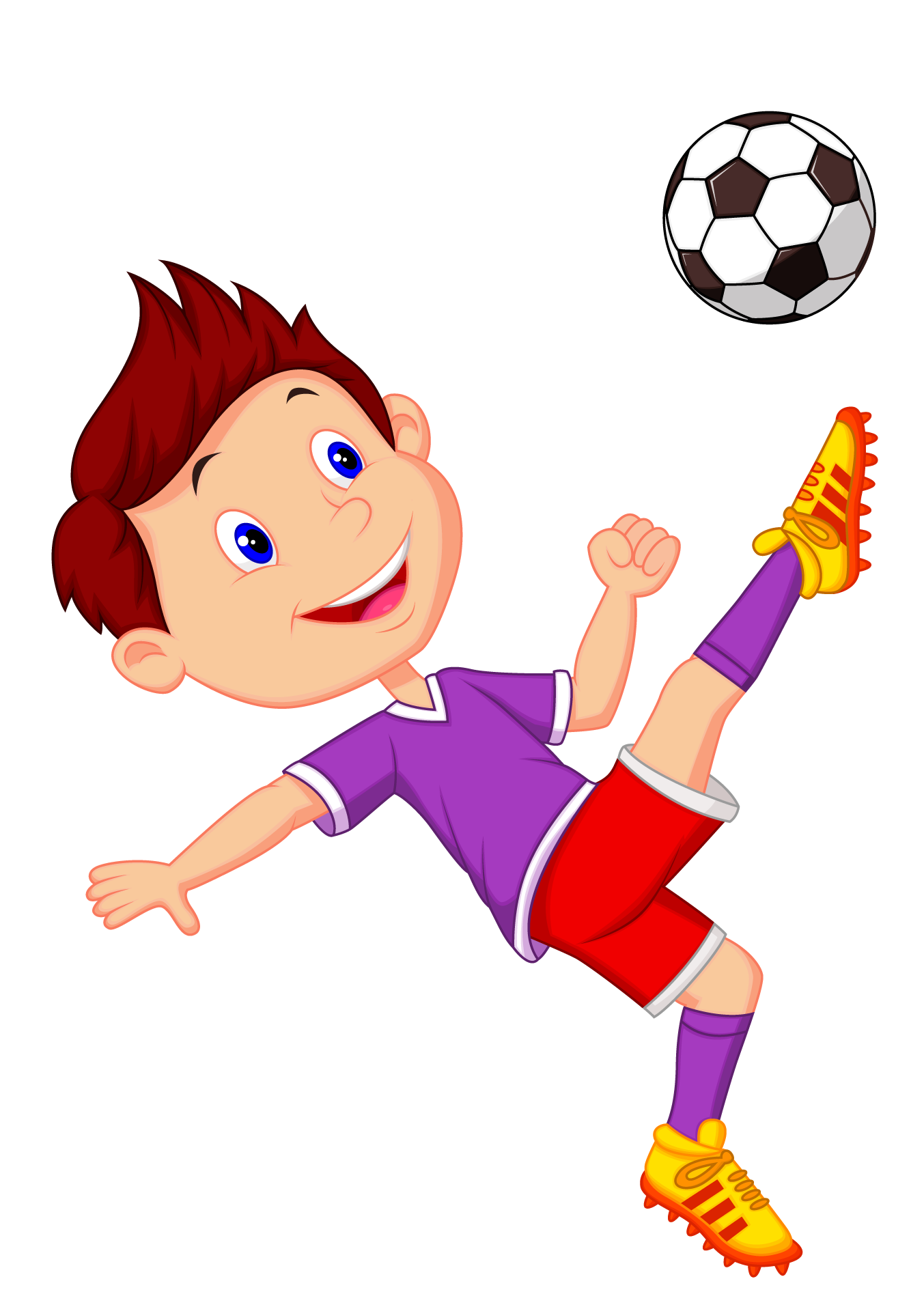 Pin de Людмила en картинки детям Dibujo de niños jugando