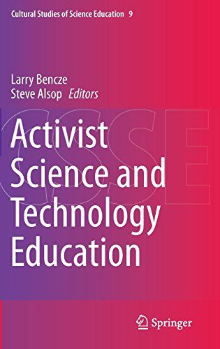 Activist Science and Technology Education (Cultural Studies of Science Education)