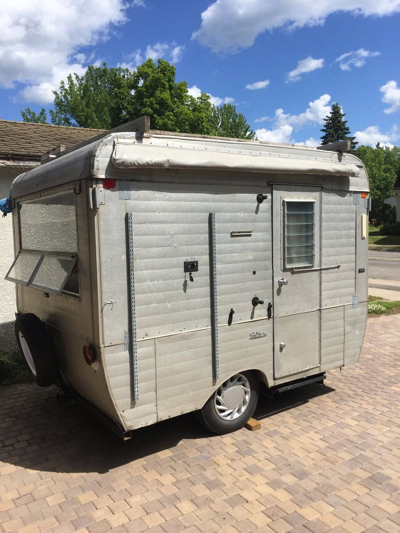 Campers For Sale In Mn >> Vintage Camper Trailers For Sale This Is A 12 Foot 1968