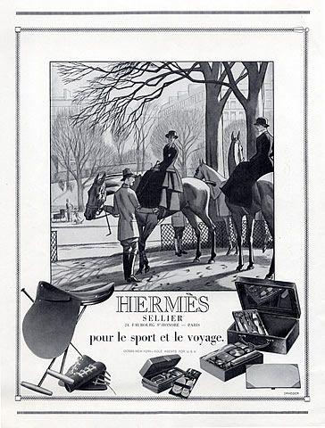 Hermès (Leather Goods) 1926 Toiletrie bag, Saddle, Amazone, Maurice Taquoy
