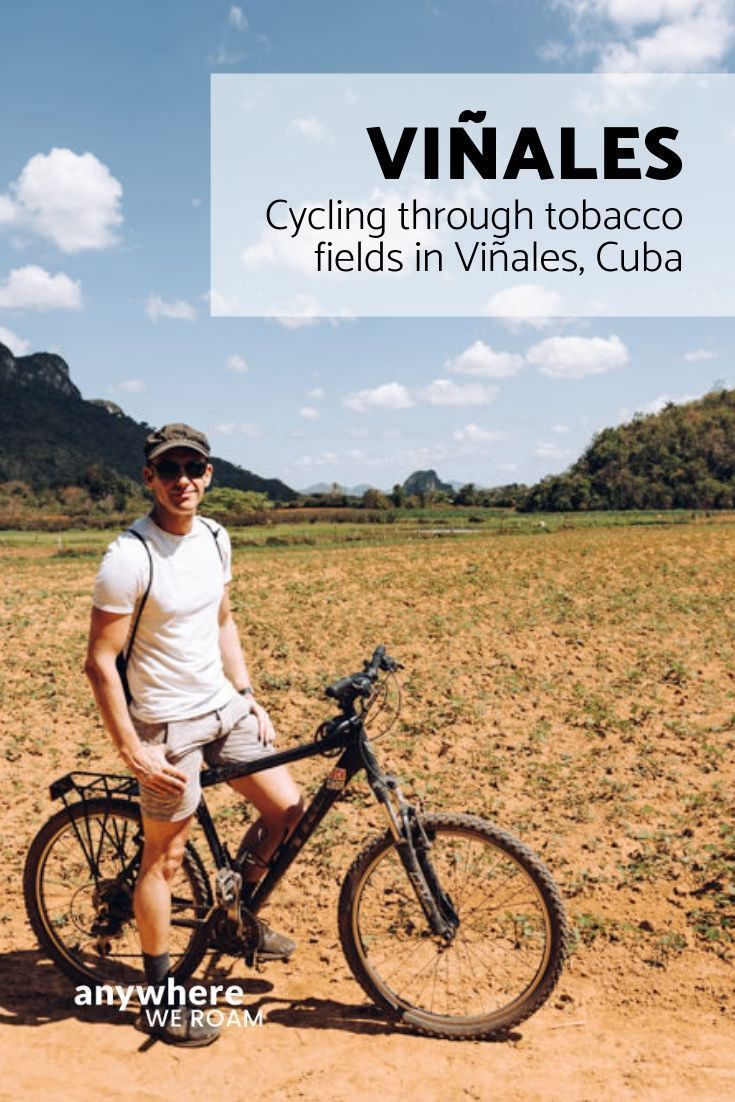 Vinales Valley Cycle Routes Through Cuban Tobacco Farms With