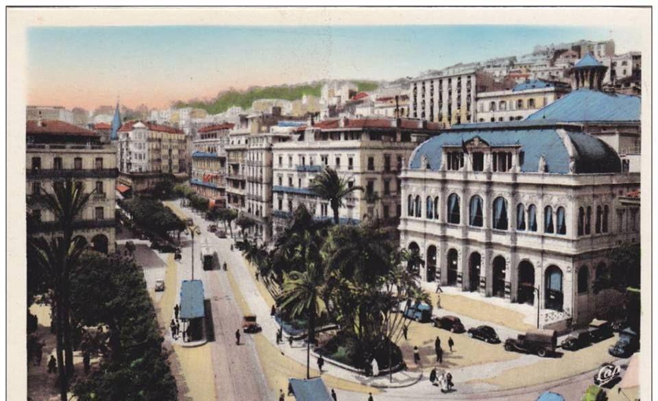 algérie 1950