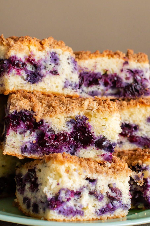 Blueberry coffee cake cake mix recipe coffee cake