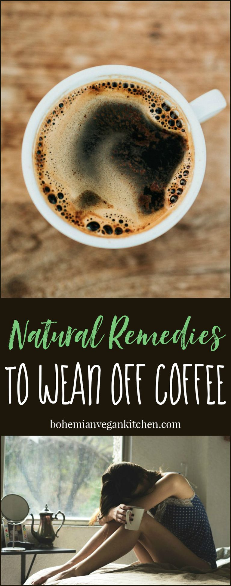 Natural remedies beverages to help you wean off coffee