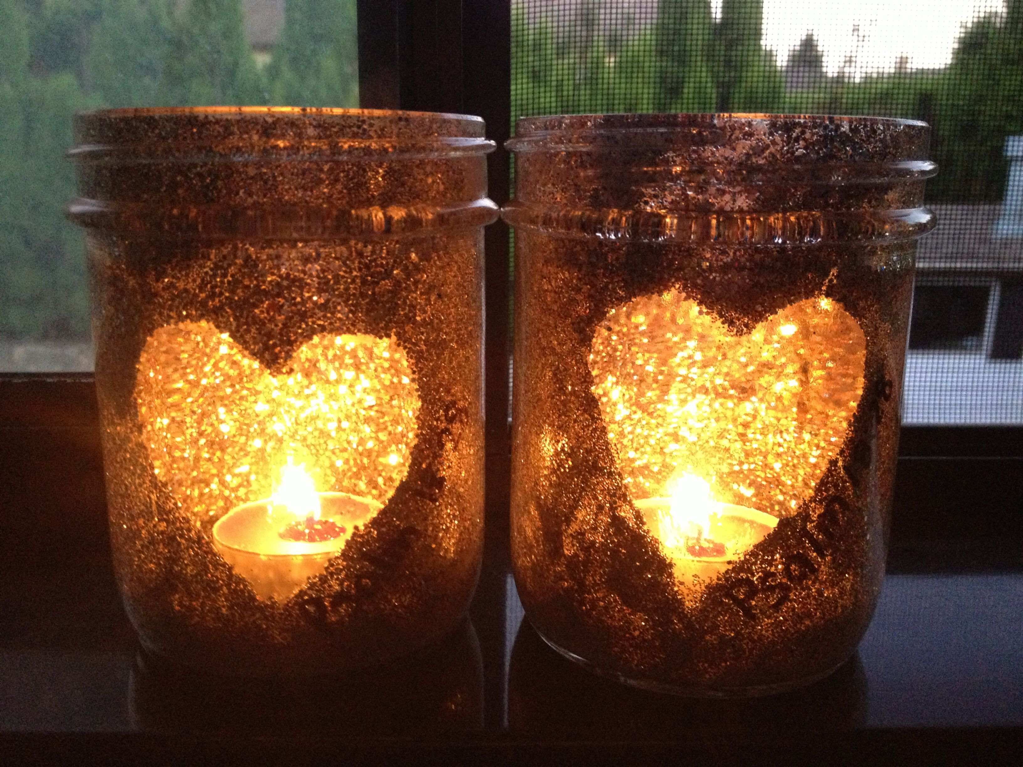 Diy candle holders do it yourself pinterest diy candle holders diy candle holders solutioingenieria Image collections