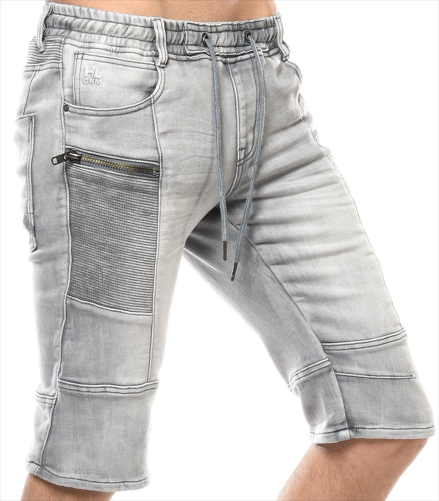 0b82e53390ab7 H.landers Short jeans Jogg Biker HL Bunbury Mode Homme Biker | Rock ...