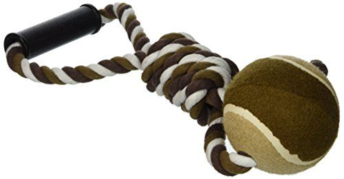 Ethical Pet Mega Twister Heavy Twisted Mega Ball Tug 17Inch Dog Toy ** Click on the image for additional details.(This is an Amazon affiliate link)