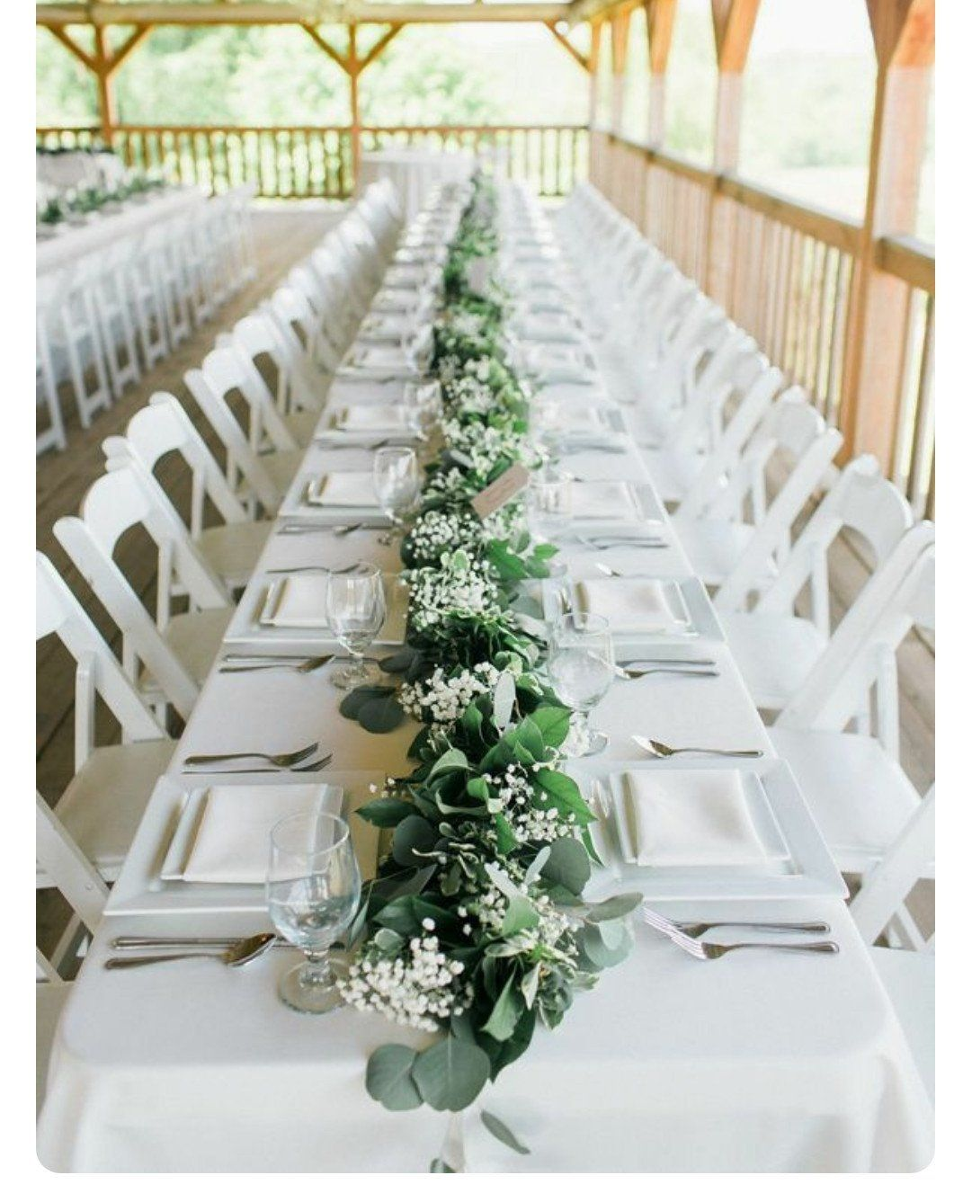 Linen, white rectangle | Wedding and Wedding