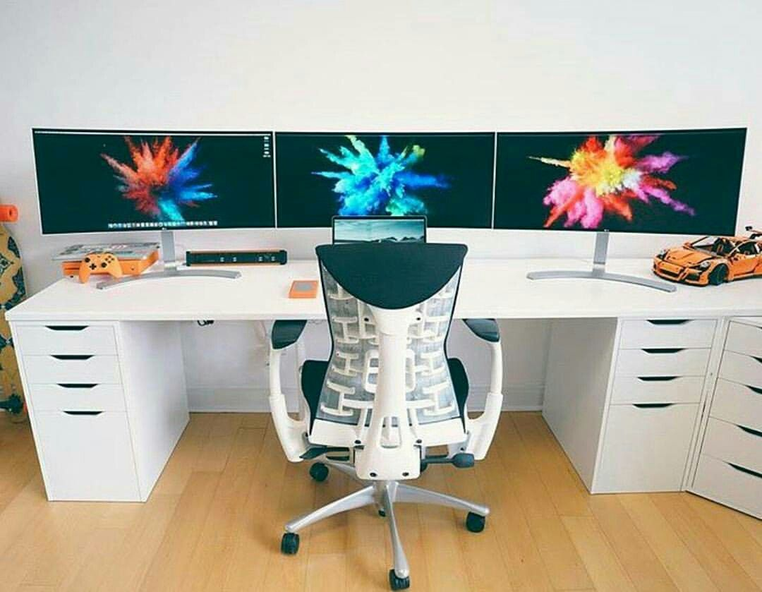 Pin by TrIpLe SeIsE on Gaming Rooms And PC Builds | Pinterest | Room