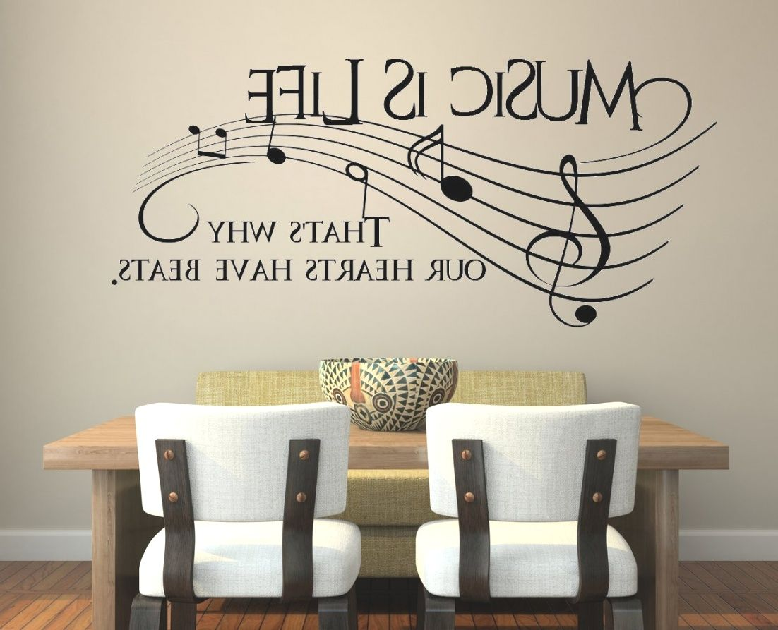 Music Theme Decor To Make Your House Extra Musical Wallpaper Decor