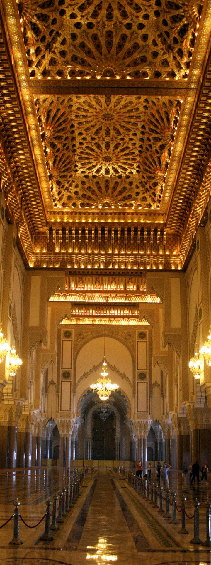 Non Muslim Perspective On The Revolution Of Imam Hussain: Casablanca, Mosquée Hassan II - Morocco