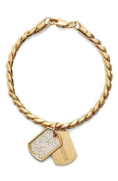 600db682a1 Stella Valle 'Women Warriors - Achieve' Bracelet available at #Nordstrom