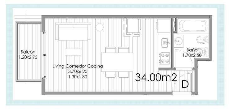 Plano Quincho Con Bano Y Habitacion Buscar Con Google Planos