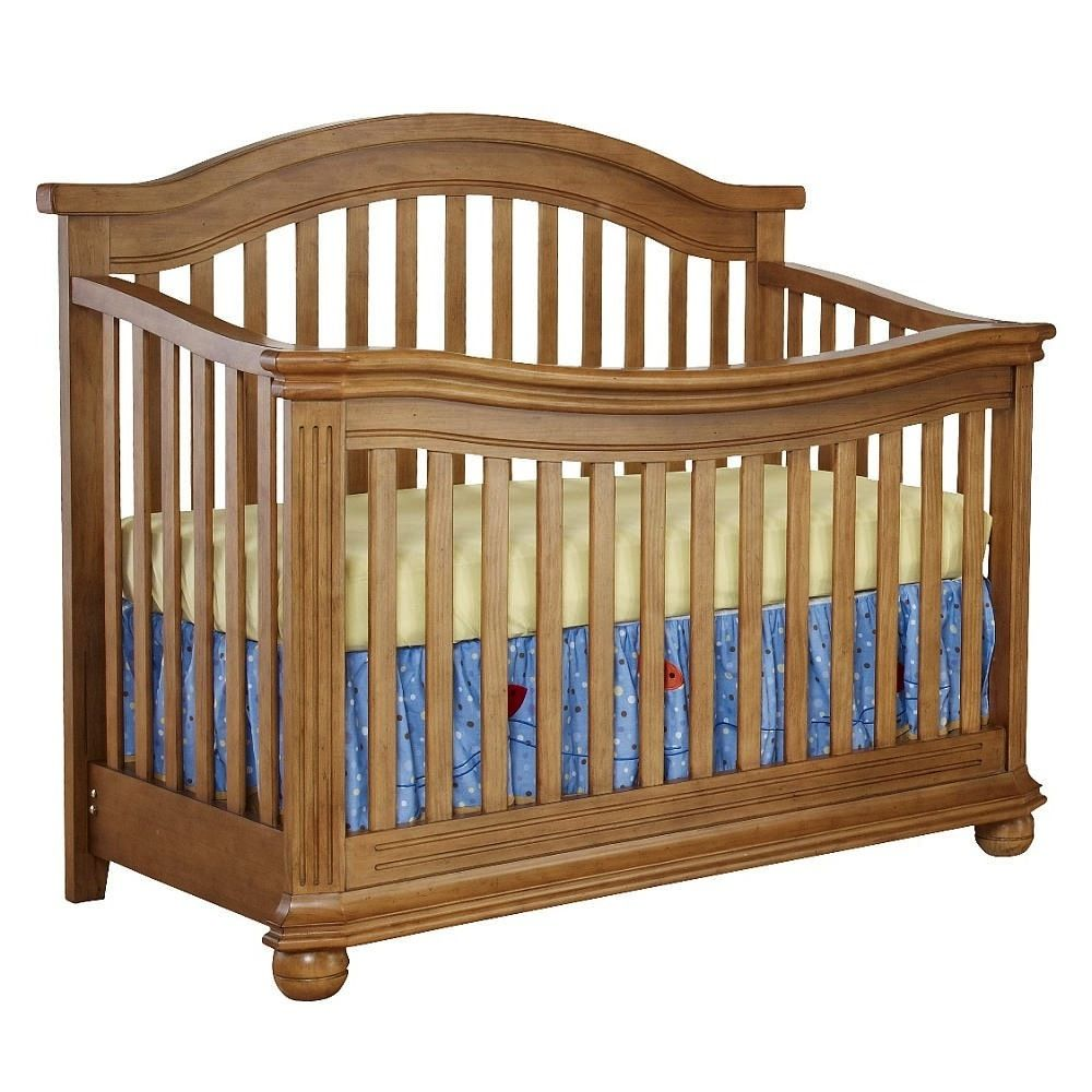Pali crib for sale used - Sorelle Vista Elite 4 In 1 Convertible Crib In Vintage Frost